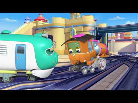 Thumbnail: Chuggington- Friendship with 'Toot's New Friend'