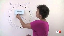Uhrzeit Englisch Grammatik / Klett Lerntraining