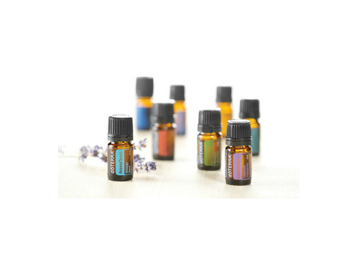 Manage stress & anxiety naturally with essential oils