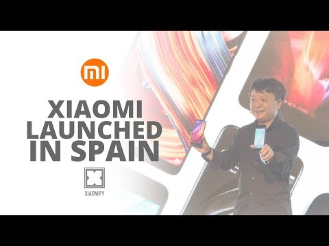 Xiaomi Comes To Europe : Spain Launch Event