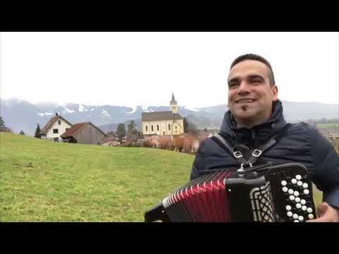 Ricardo Laginha - Valsa de Vale das Éguas  (acordeão acústico)