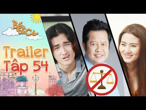 Bố là tất cả | trailer tập 54: Minh Thảo, Minh Nghĩa sẽ đồng ý yêu cầu giải hoà của ba Hiếu?