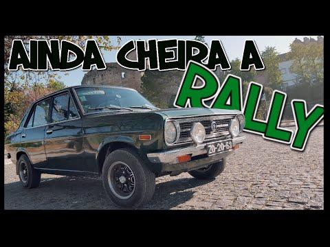Ainda Cheira a Rally (Datsun 1200 Review)