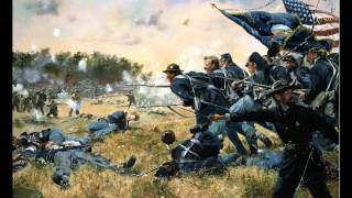Warfare sound effect 9 - Civil war battle - close