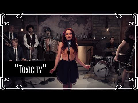 """Toxicity"" (System of a Down) Pirate Anthem Cover by Robyn Adele Anderson"