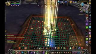 WoW Legion PvP Gameplay Patch 7.2 - VERY close Silvershard Mines game!