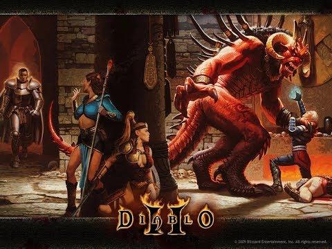 Diablo II Underworld кач и камни радуги