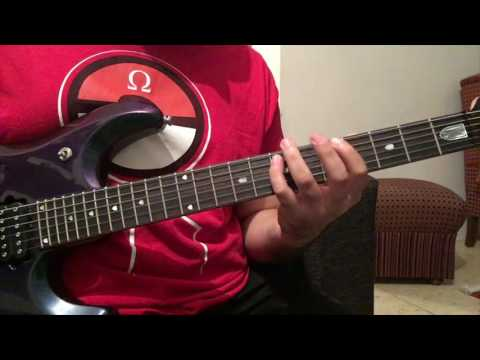 Opeth - Beneath The Mire (2nd. Solo Cover)