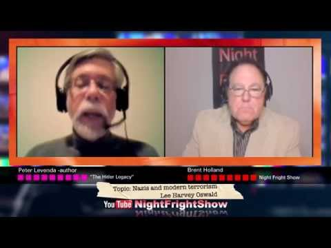 Peter Levenda YouTube Documentary JFK President Kennedy  Part 2 of 2 Night Fright Show