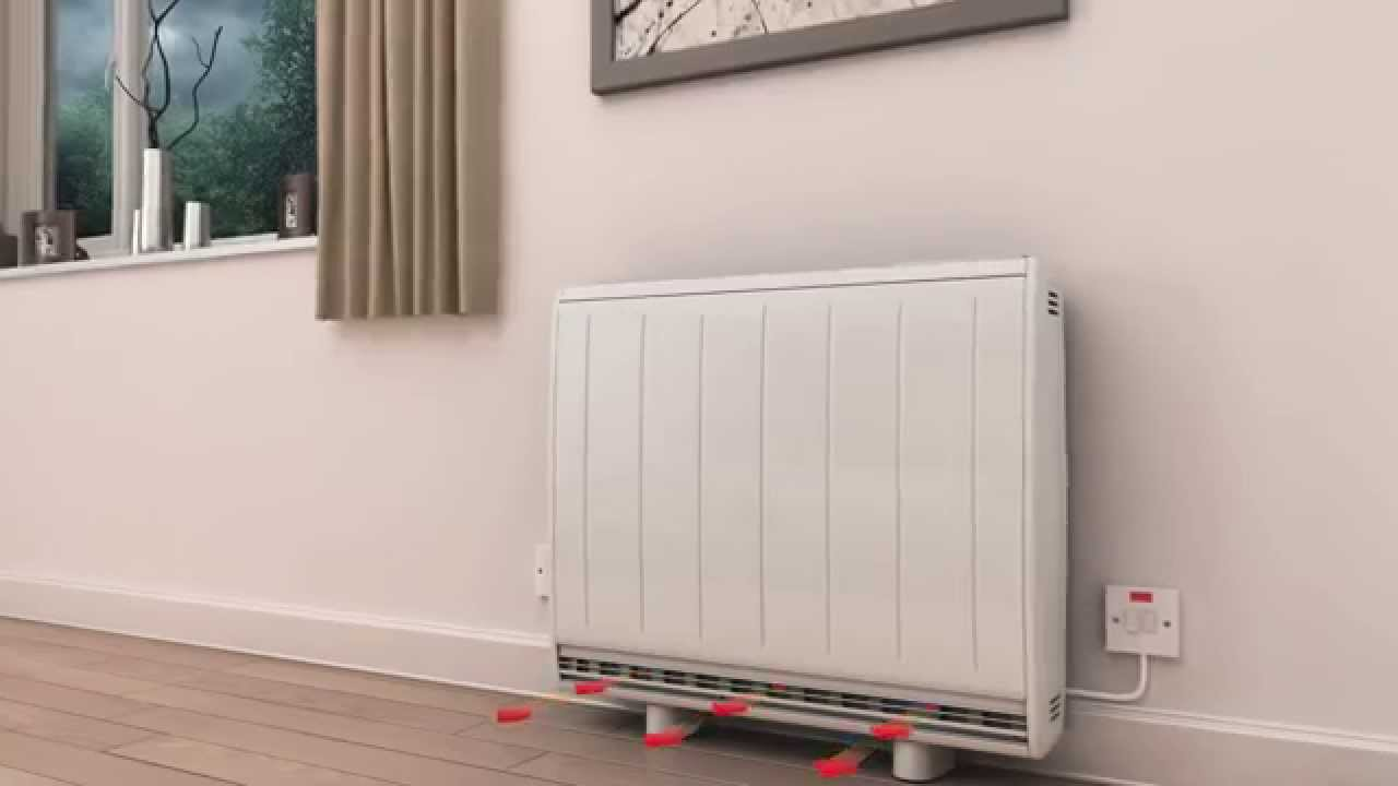 Dimplex Quantum Heater Revolutionary Storage Heating