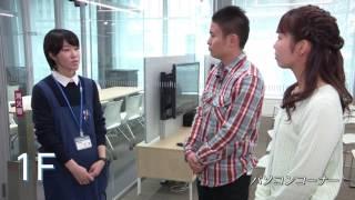 北九州市立大学図書館紹介動画