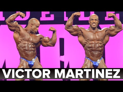 Victor Martinez Uncensored! | Live With:  RXMuscle.com