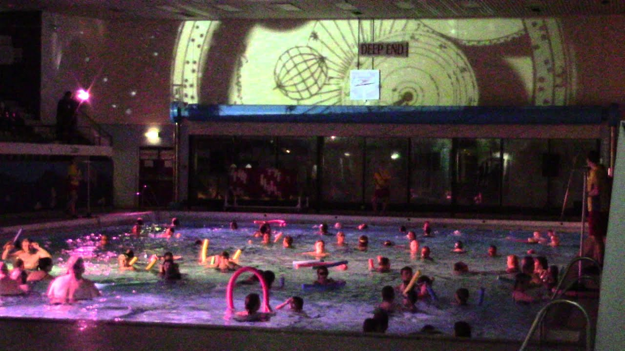Wet sounds at scarborough indoor pool for coastival 2016 youtube for Indoor swimming pool scarborough
