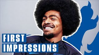 Hamza Choudhury: They Were in the Hotel With Water Guns! | First Impressions | England