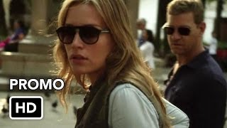 "Covert Affairs 5x03 Promo ""Unseen Power of the Picket Fence"" (HD)"