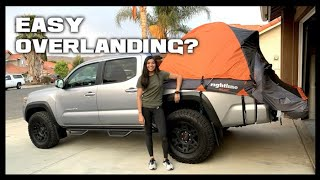 Budget Camping Essentials f๐r my (stock) Tacoma