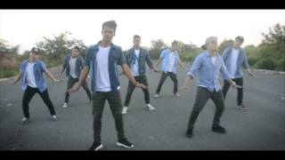 Indak - Up Dharma Down | Arvy Jay Pingue Choreography