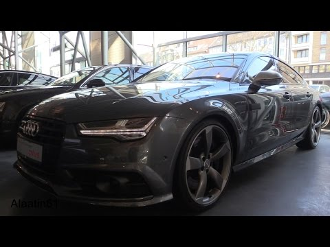 2016 Audi S7 review | Doovi