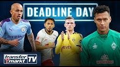 LIVE Deadline Day #2: Can zum BVB - Cunha zu Hertha - Bruun Larsen zur TSG   TRANSFERMARKT