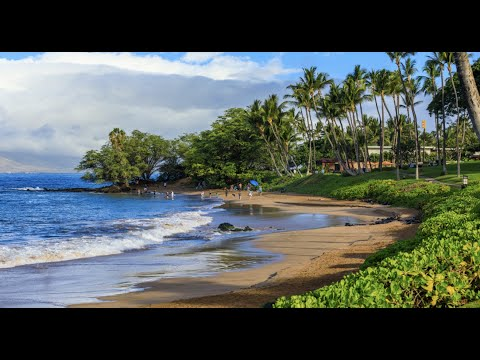 Wailea Beach Path on Maui Exploring