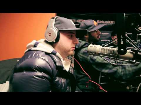 BLESS interview with Statik Selektah on SHOWOFF Radio//Shady45