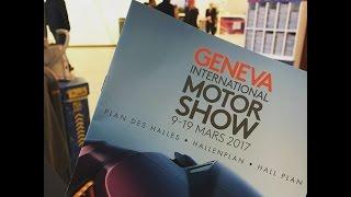 Salon Auto Genève 2017 - BMW - ACSCHNITZER - BMW ALPINA