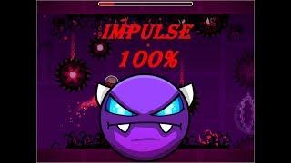 Gambar cover Geometry Dash - Impulse [PC] [Easy Demon]