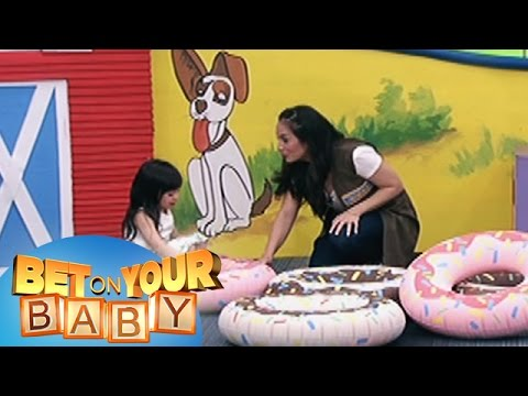 Bet On Your Baby: Baby Dome Challenge with Mommy Nikka and Baby Michelle