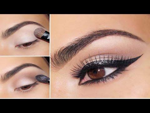 Tutoriel maquillage: yeux de biche