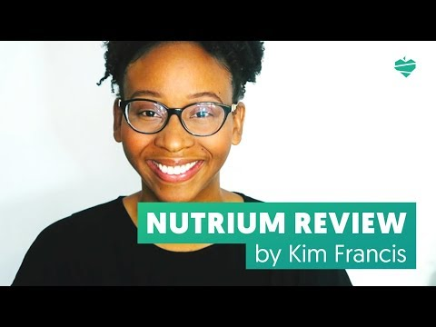 Nutrium review by Kim Francis, RDN, LD, CDE