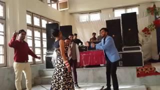 LADDU GARRY SANDHU (BHABHI TE DEOR WEDDING DANCE)