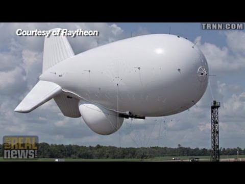 U.S. Army To Test Blimps With Capacity To Surveil East Coast