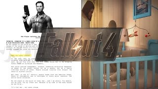 FALLOUT 4: Returning To Leaked Scripts - Potential Plot Details & Characters Confirmed!