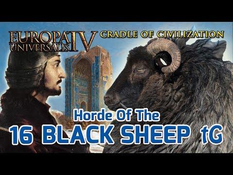 EU4 Qara Qoyunlu - Sultan Hasan The Administrator #16 Cradle of Civilization, Roleplay Gameplay