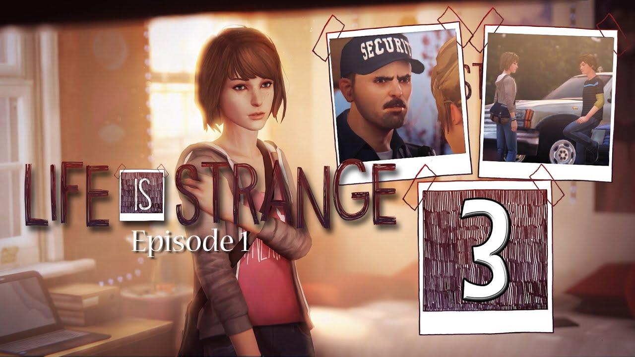Life is Strange Ep. 1 #3 - Camera Porn? - YouTube
