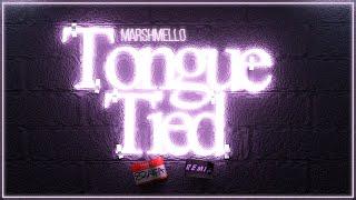 Marshmello x YUNGBLUD x blackbear - Tongue Tied [82Alfa Remix]