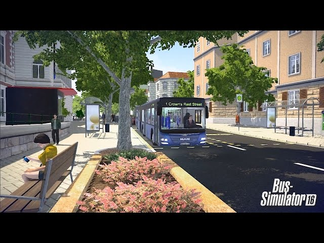 Bus Simulator 16: Teaser Trailer (EN)