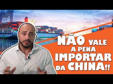 NÃO IMPORTE DA CHINA