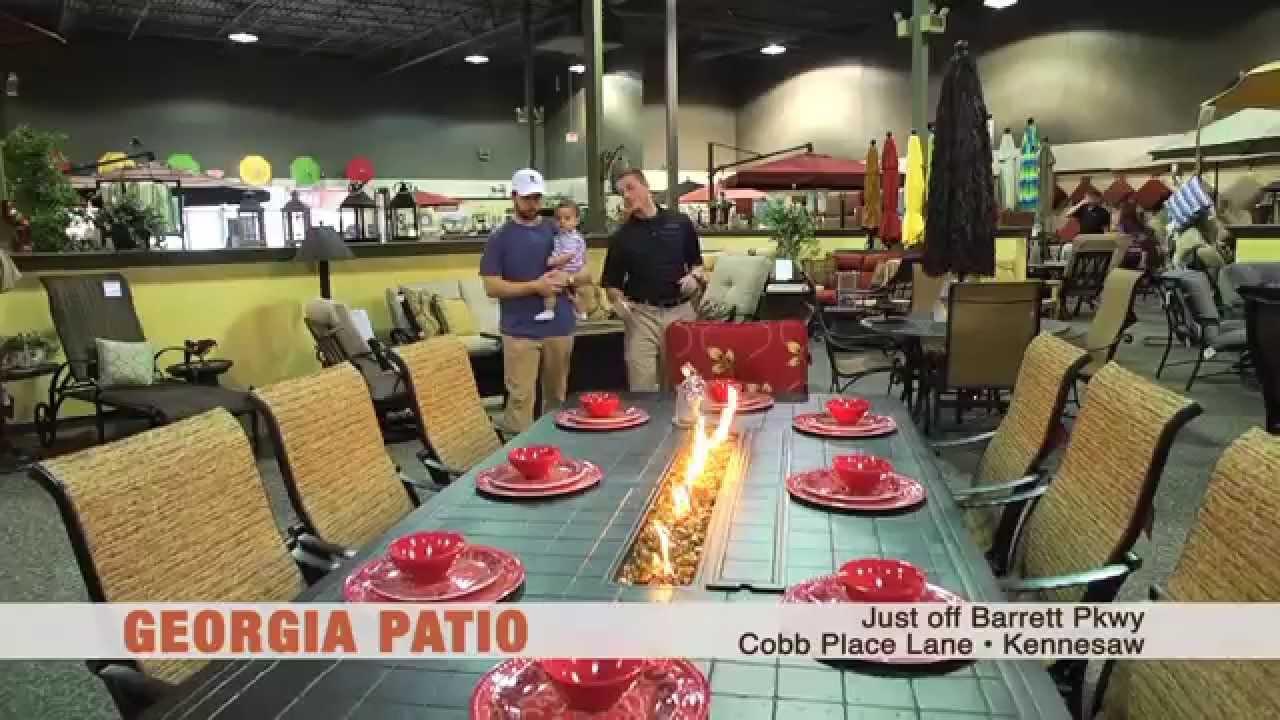 Georgia Patio   The Best In Outdoor Patio Furniture