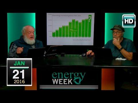 Energy Week: 1/21/16
