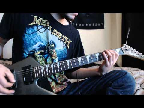 Iced Earth- Wolf cover