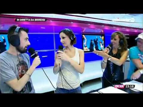 Anna Tatangelo e Gigi D'Alessio ospiti a Sete di Radio Tour
