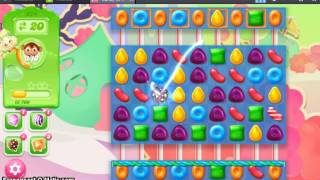 Candy Crush Jelly Saga Level 374  2*  No Boosters