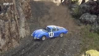 Dirt Rally 2 | Camino a Coneta | Alpine A110 | WR(27/11/2019)