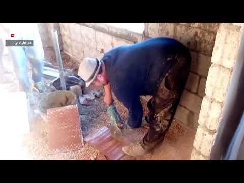 -السنابل الذهبية- تبني وترمم بيوت لاسر فقيرة في اربد  - 16:53-2019 / 4 / 13