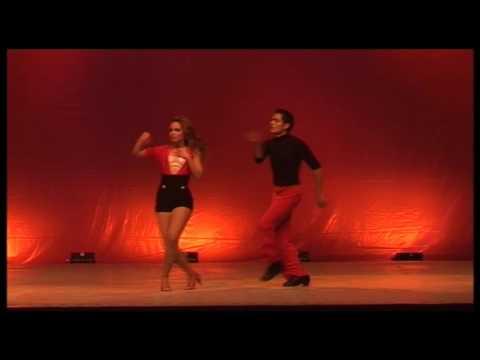 Salsorro 2007 - Shows - Adolfo y Melissa - Nueva York - EEUU