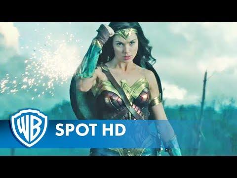 WONDER WOMAN - Spot #2 Deutsch HD German (2017)