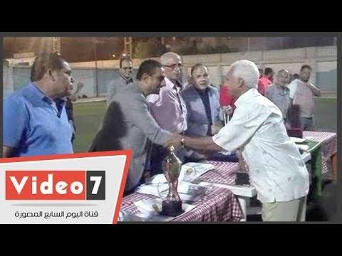 ختام البطولة الصيفية الأولى للبراعم بالجيزة  - 21:54-2018 / 9 / 15