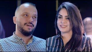 بكلمتين ونص مع حنين غانم الحلقة الثامنة - فهد نوري