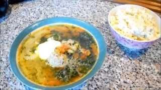 Суп с фрикадельками (продолжение)